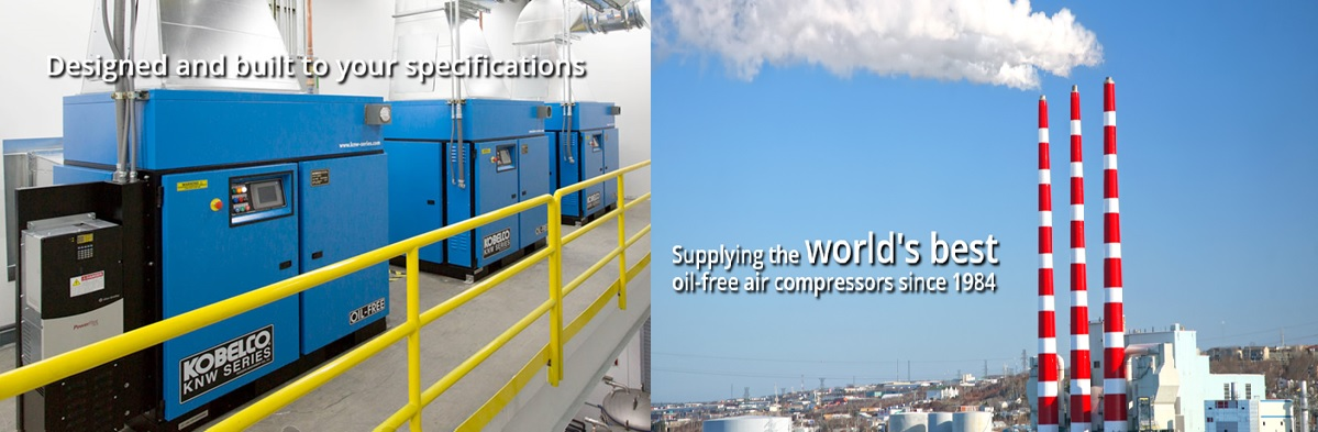 Kobelco | Associated Compressor & Equipment | Air Compressor Sales